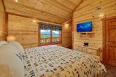 6 Bedroom Cabin with 5 King Suites