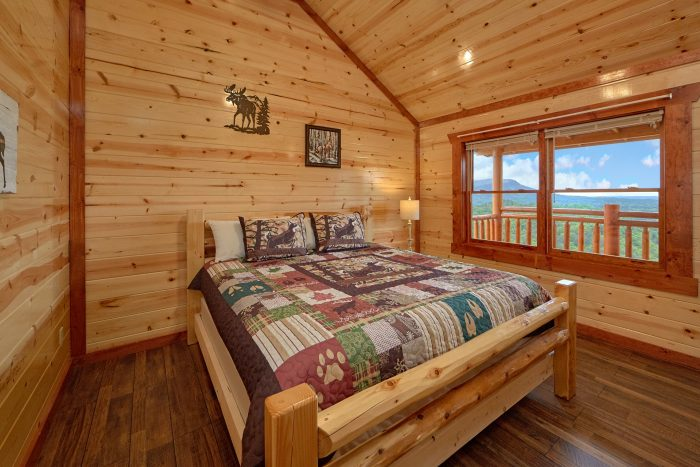 6 Bedroom Cabin on the Top of Black Bear Ridge - Splashin' With A View