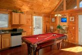 1 Bedroom Premium Cabin with Pool Table