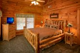 1 Bedroom Cabin with King Master Suite