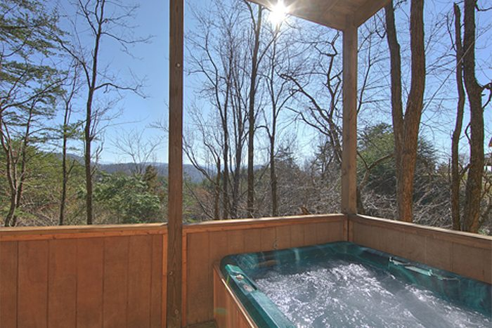 1 Bedroom Cabin with a Private Hot Tub - Splish Splash