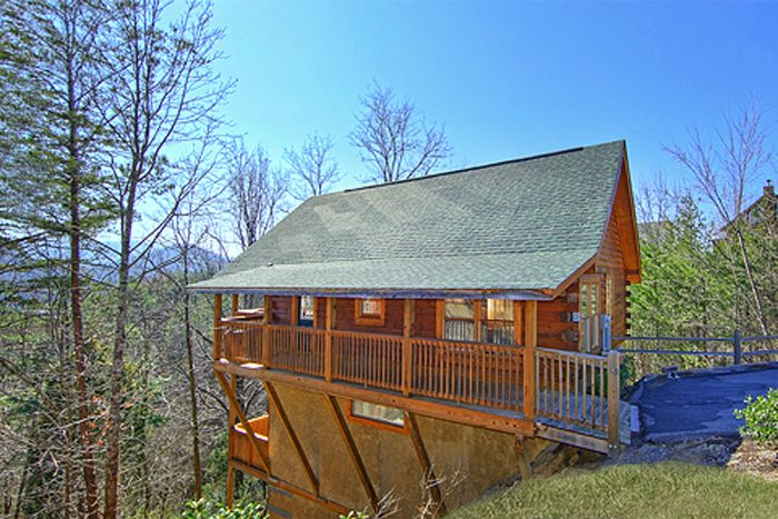 Smoky Mountain Premium Cabin near Dollywood - Splish Splash