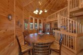 3 Bedroom Cabin with 2 Dining Room Tables