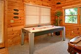 Cabin with Air Hockey Table