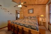 Smoky Mountain Cabin with King Bed
