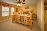 Vacation home rental with king bed