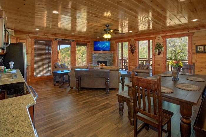 Black Bear Ridge Resort Indoor Pool Cabin - The Only TenISee