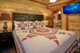 Comfortable 4 Bedroom Cabin Sleeps 14