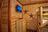 Comfortable 4 Bedroom Cabins Sleeps 14