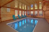 Indoor Pool 4 Bedroom Cabin Black Bear Resort
