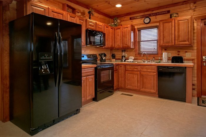 Luxurious Cabin with fully furnished Kitchen - The Preserve