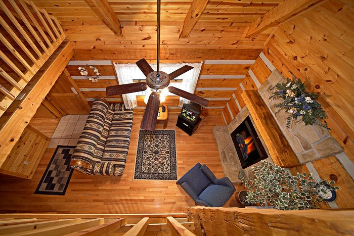 Two Level Cabin - This Away