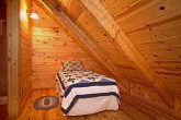 Twin Bed in Loft