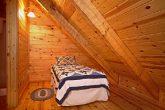 Twin Bed in Loft