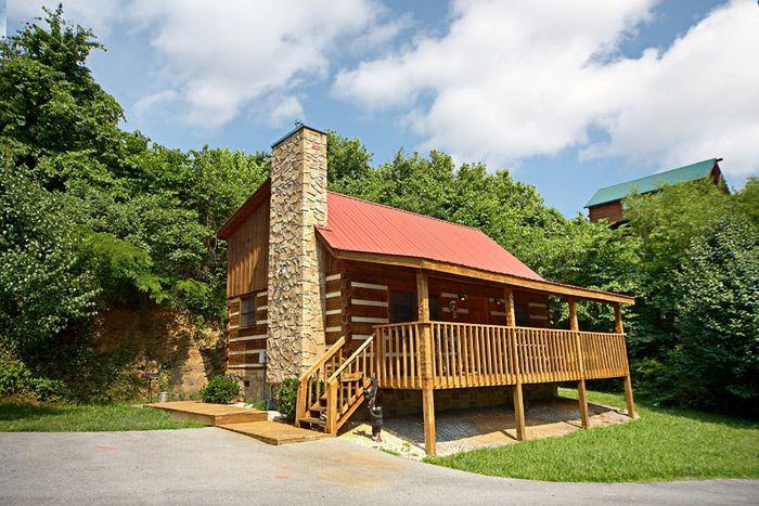 This Away Hideaway Ridge Cabin Cabins Usa