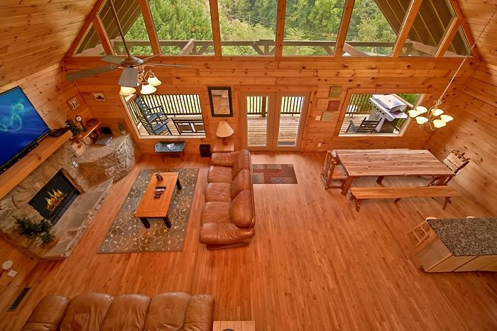 Pigeon Forge Bedroom Cabin Rental - 7 bedroom cabins in gatlinburg tn