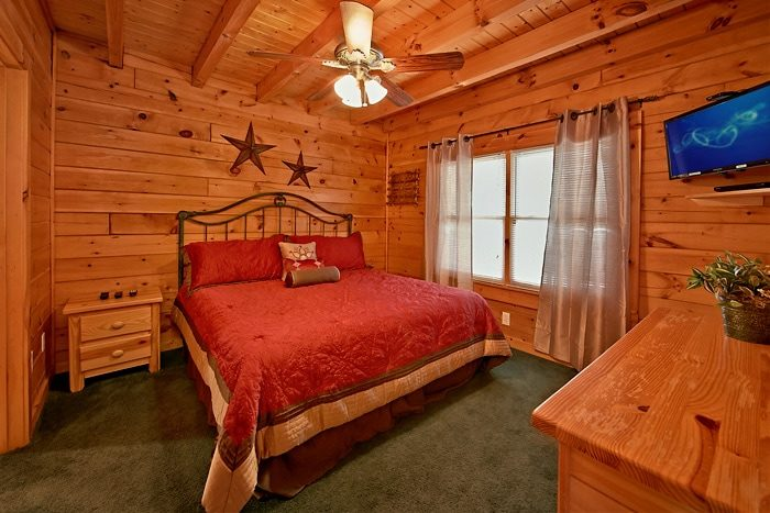 bedroom cabin with 4 master suites timber lodge
