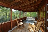 Rustic 1 Bedroom Cabin in a Wooded Setting