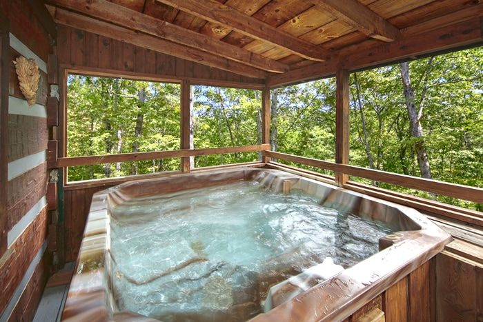 vacations with in tub best gatlinburg tn cabin hot blog
