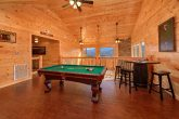 5 Bedroom Pool Cabin with Loft Game Room