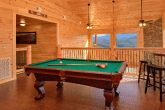 5 Bedroom Cabin with a Billiards Table