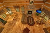 Smoky Mountain Cabin with 2 beds