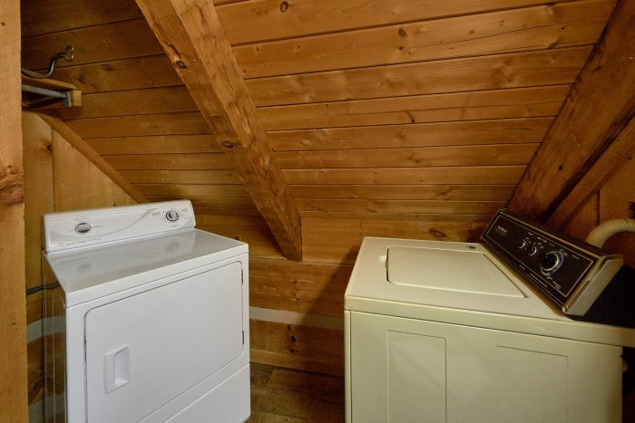 1 Bedroom Cabin with full-size washer and dryer - Turtle Dovin'