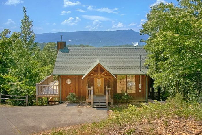 Valley View Cabin Rental Photo