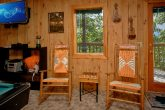 Rustic 1 Bedroom Cabin with Game Room