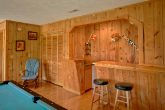 Wears valley Cabin with Pool Table and Bar