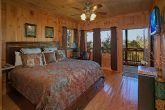 2 Master Suite 3 Bedroom Cabin Sleeps 12