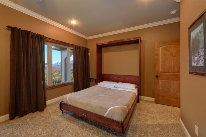 Premium Cabin with 4 Oversize bathrooms - Bluff Mountain Lodge