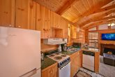 Cabin with dishwasher