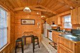 Honeymoon Cabin with bistro dining set