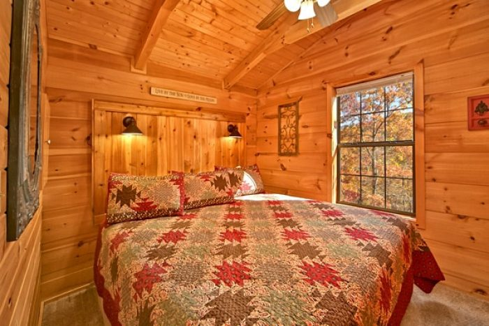 Cheap pigeon forge cabin near dollywood - 1 bedroom cabins in pigeon forge under 100 ...