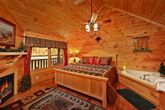 Premium Honey Moon Cabin with a Master Suite