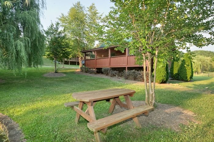 Premium Cabin at the Crossing 1 Bedroom Cabin - Whispering Pond