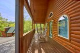 Luxury 1 Bedroom Cabin with Covered Deck
