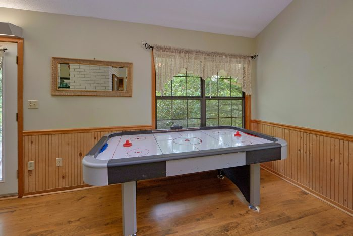 Vacation rental with Den and Air Hockey Game - Wildcat Ridge