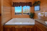 Private Jacuzzi in Master Bathroom