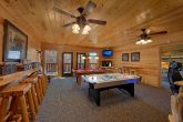6 Bedroom Cabin with Game Room and WII