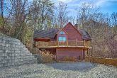 Wears Valley Cabin with 6 Bedrooms and Views