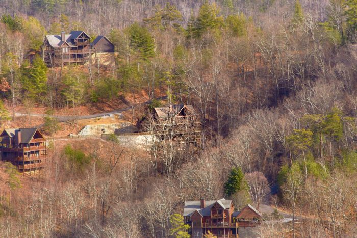 Wears Valley Luxury Cabin with Mountain Views - Wilderness Lodge
