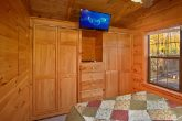 Cabin with Large closets and TV